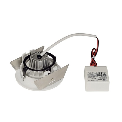 SLV Triton Horn 3 12 grader downlight LED