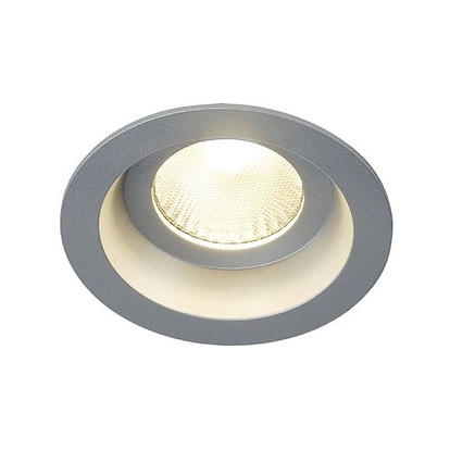 SLV Boost IP44 9W LED downlight