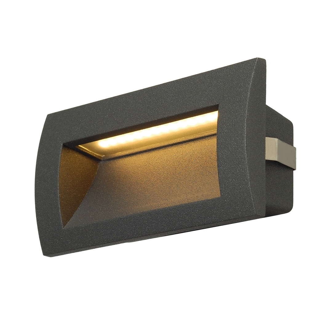SLV Downunder Out LED Medium Antracit