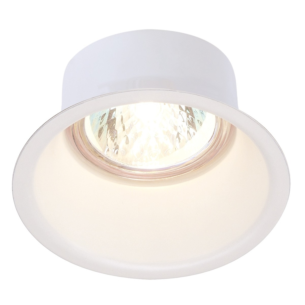 SLV Horn GU10 downlight Vit matt