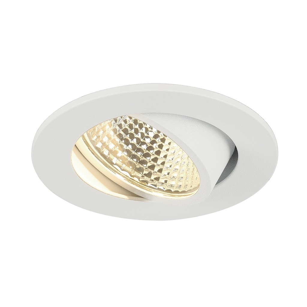 SLV New Tria 68 LED Downlight Vit