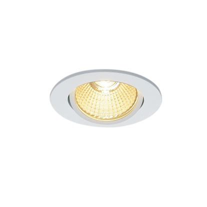 SLV New Tria 68 LED Downlight Round