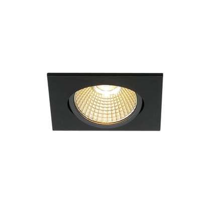 SLV New Tria 68 LED Downlight Square