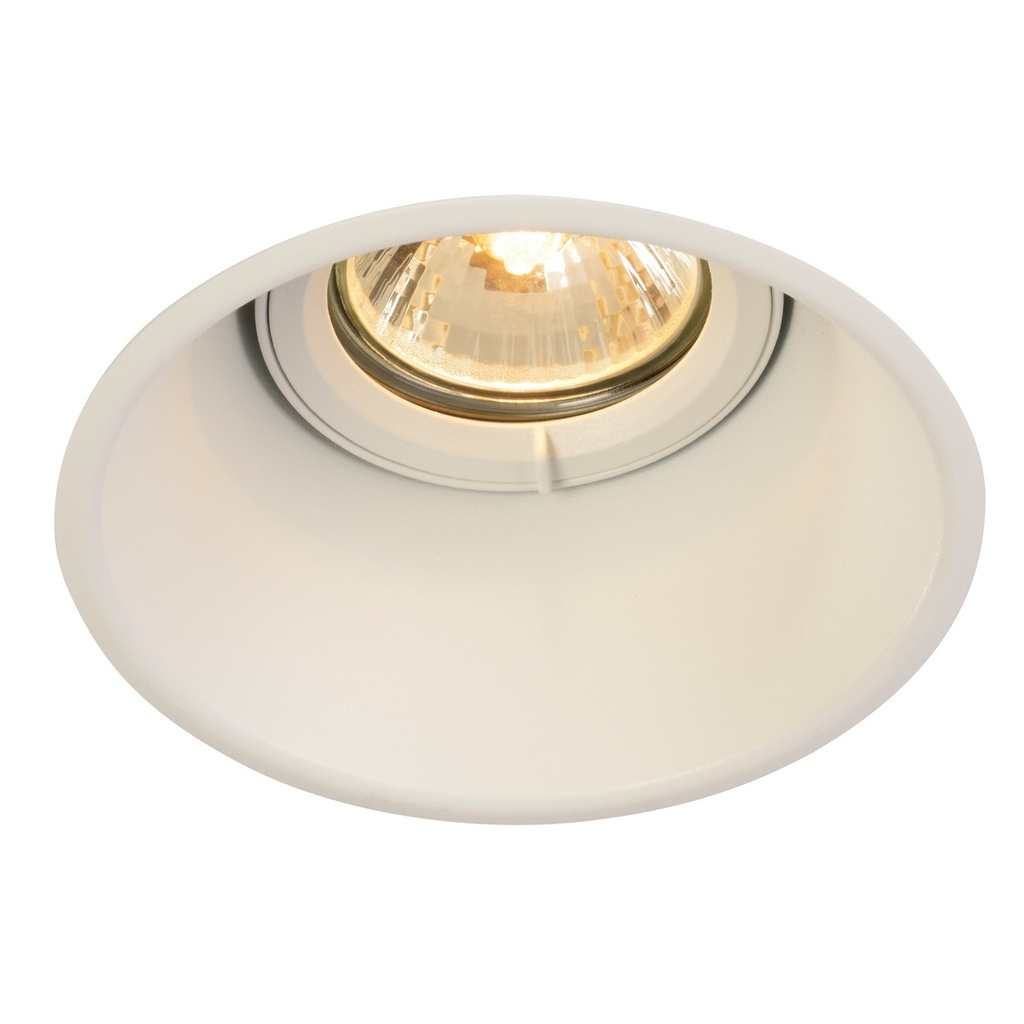 SLV Horn-T GU10 Downlight Vit