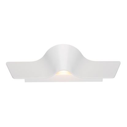 SLV Wave Wall 45 Up/down LED Vägglampa Vit 1400 lm