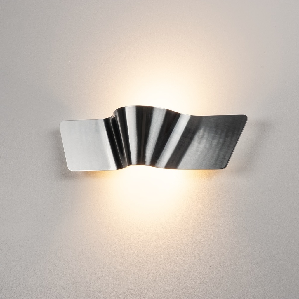 SLV Wave Wall 45 Up/down LED Vägglampa