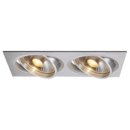 SLV New Tria 2 ES111 Square downlight