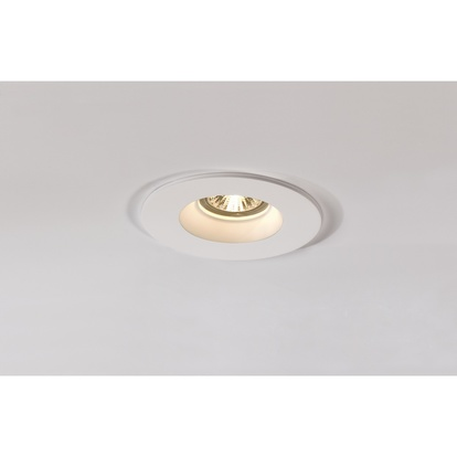 SLV Plastra Round Downlight