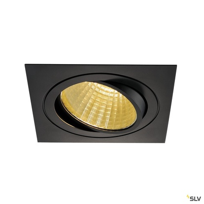 SLV New Tria LED Downlight Square Kit