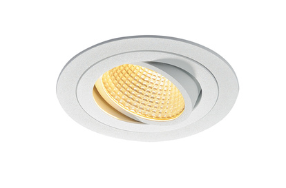 SLV New Tria 1 LED Downlight Kit Round