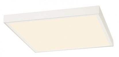 SLV I-Vidual LED Panel Downlight 600 Vit Inbyggnadsarmatur 3000K