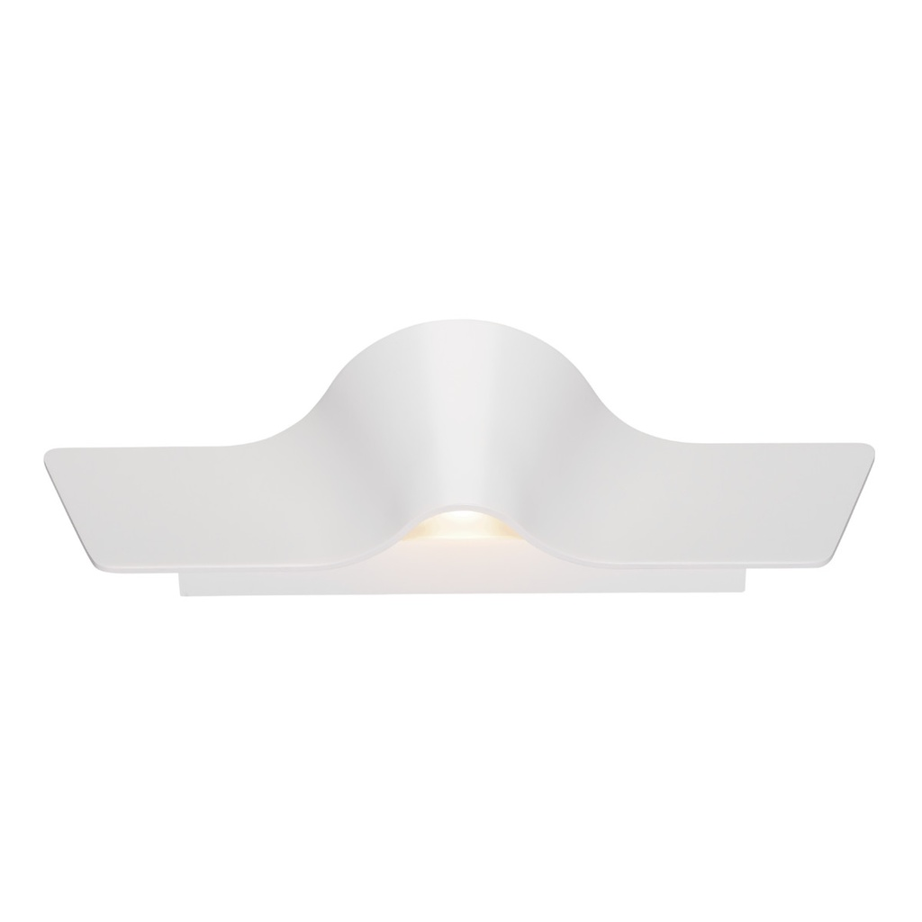 SLV Wave Wall 45 Up/down LED Vägglampa Dim to Warm Vit