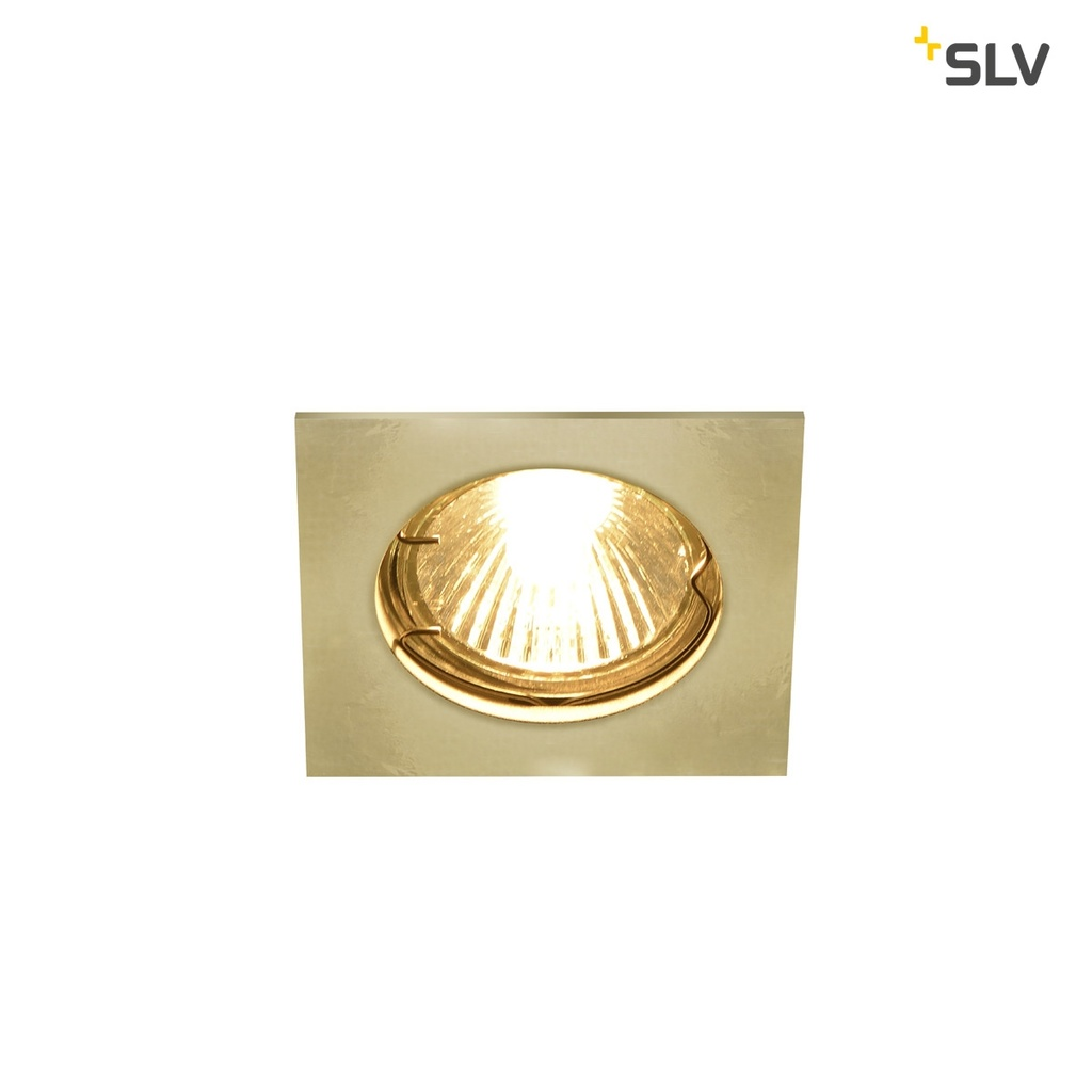 SLV Pika QPAR51 Square Fast downlight