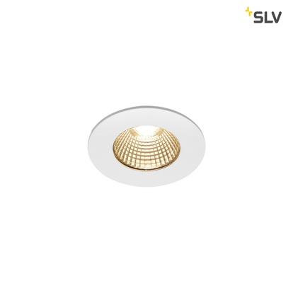 SLV Patta-I Round Downlight Dim to Warm