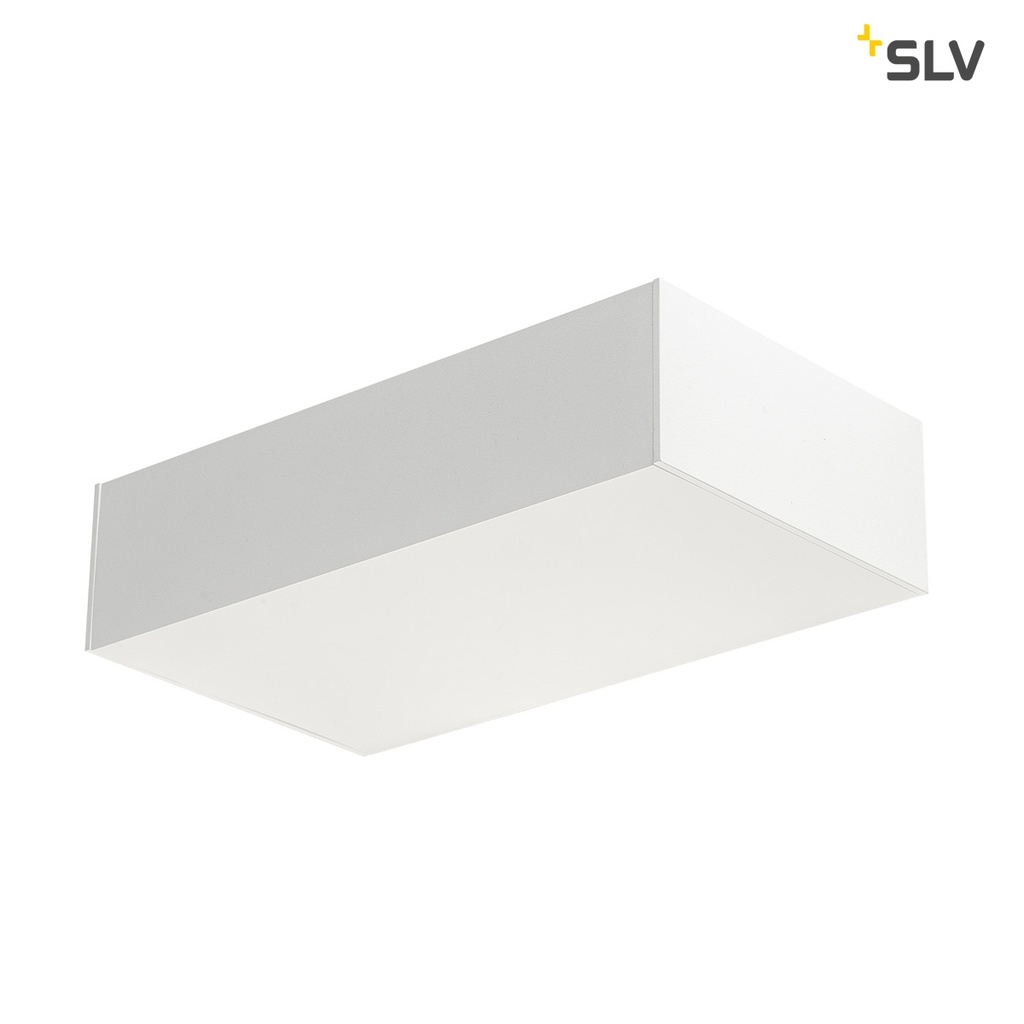 SLV Shell 30 LED Vägglampa