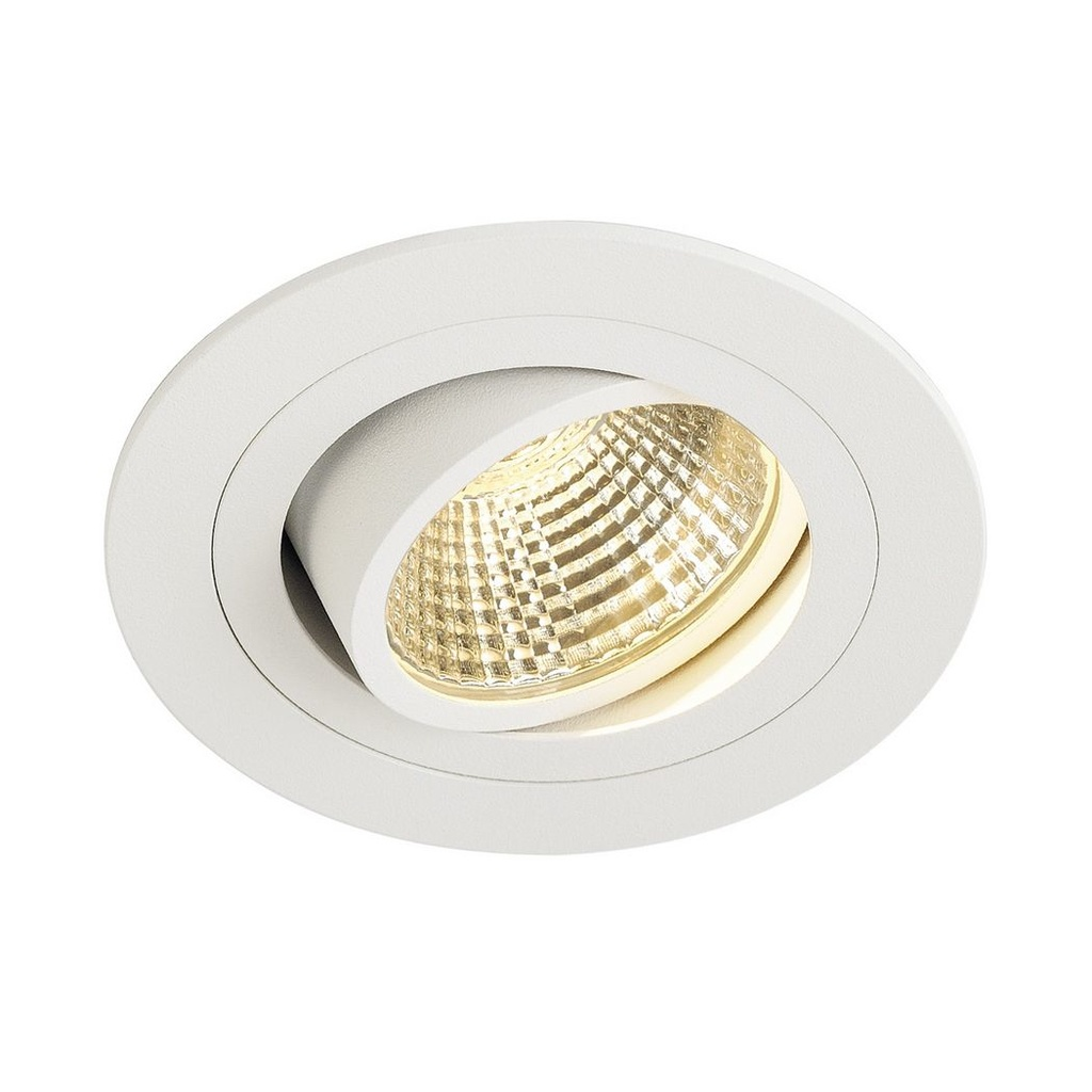 SLV New Tria DL Round Downlight 3000K Vit