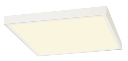 SLV I-Vidual LED Panel Downlight 600 Vit Inbyggnadsarmatur 4000K