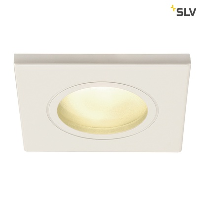 SLV Dolix Out QPAR51 Square downlight