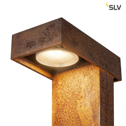 SLV Rusty Pathlight 40 LED pollare