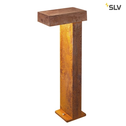 SLV Rusty Pathlight 70 LED pollare