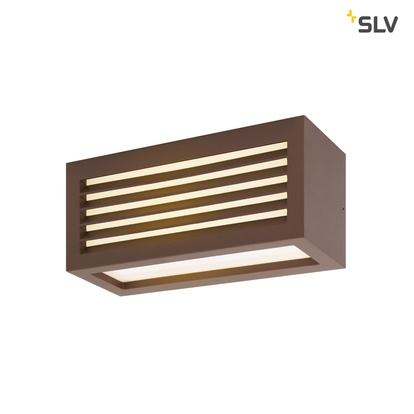 SLV Box-L LED Vägglampa up/down